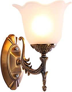 Beautifully Decorated Lamps/Creative Simple European Style Upper and Lower Wall Lamp Outdoor Indoor Bedside Lamp Wall Hang...
