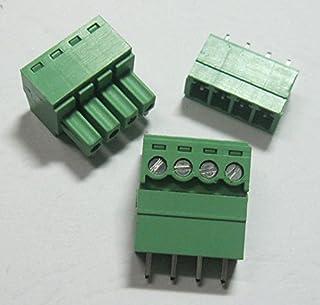 Morris 30772 Green Ground Screw 100-Pack 10//32 X 3//8-Inch