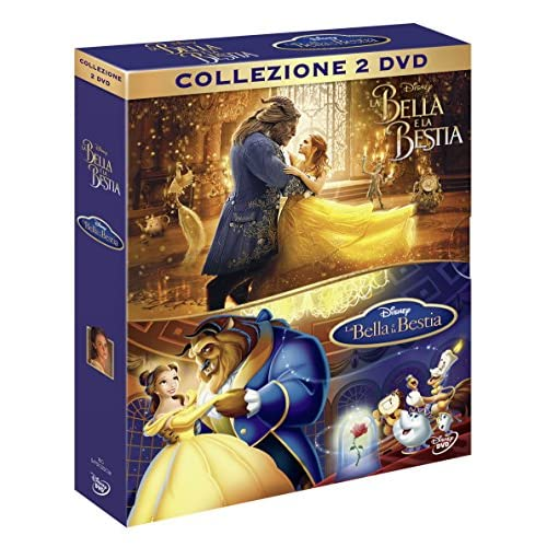 La Bella e La Bestia Film + Cartoon (2 DVD)