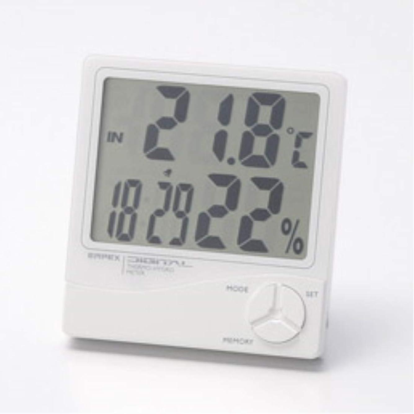 思いつくプレビスサイトランプ日用品 生活雑貨 便利 デジタル温湿度計