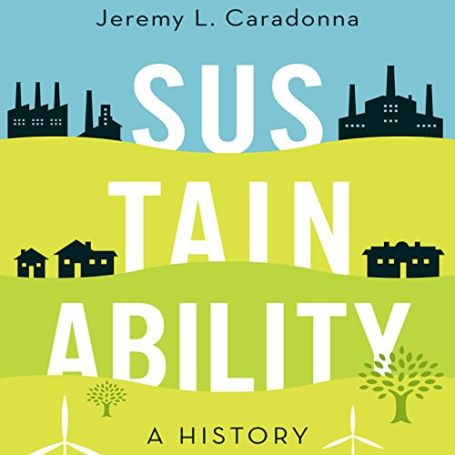 Sustainability audiobook cover art