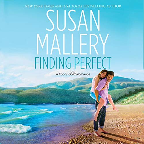 Finding Perfect audiobook cover art