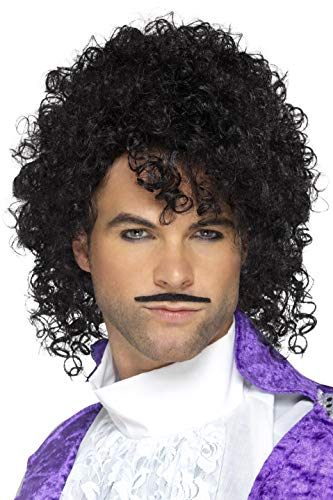 Smiffy's Prince Costume Wig for Men