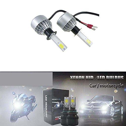 Boomboost une paire 50 W LED de voiture Phare kit de conversion ampoule H1 étanche