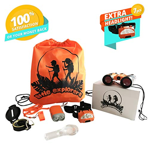 Nine in One Explorer Kit for Kids
