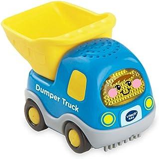 Vtech 伟易达 神奇轨道车音乐声光智能轨道车益智玩具儿童1-5岁 (翻斗车-80-142518)
