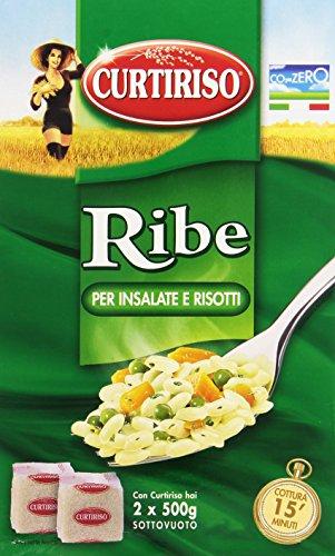 curtiriso–Reis Ribe, für Salate und Risotto–1000g
