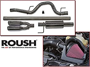 2011-2014 F-150 5.0L V8 Roush Exhaust & Cold Air Intake Combo Kit