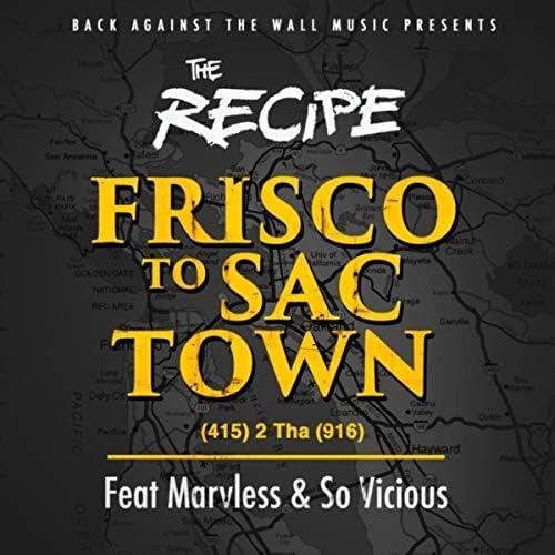 The Recipe feat. Marvless & So Vicious