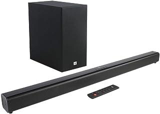 Soundbar JBL SB160 com 2.1 Canais, Bluetooth e Subwoofer Sem Fio - 110W