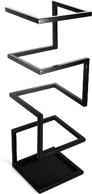 Innbox 傘立て フレーム,現代簡約設計,ブラック,JPXVHU003