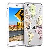 kwmobile Funda Compatible con Apple iPhone 6 Plus / 6S Plus - Carcasa...