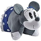 Pillow Pets Disney, Denim Minnie, 16' Stuffed Animal Plush