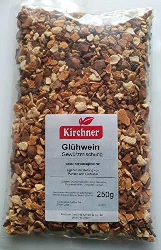 Kirchner Gewürze - Glühweingewürz - Beutel 250 g - 49674