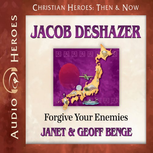 Jacob DeShazer cover art