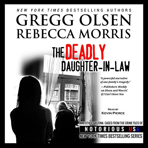 The Deadly Daughter-in-Law audiobook cover art