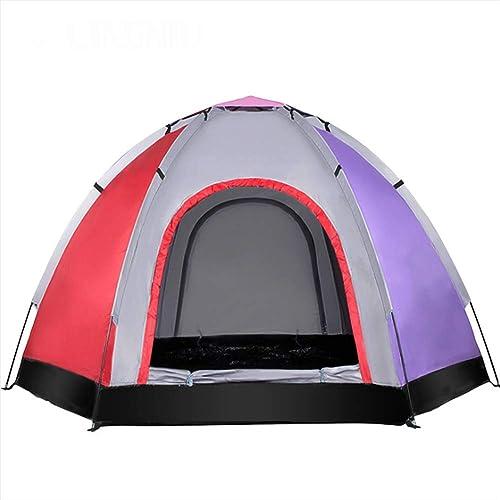 Keoa Tente à Une Seule Couche De 5-6 Personnes Tente De Plage en Plein Air,A