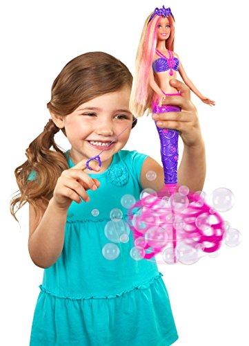 Barbie Bubble-Tastic Mermaid Doll
