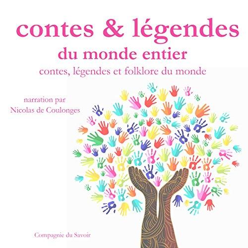 Couverture de Contes, légendes et folklore du monde entier