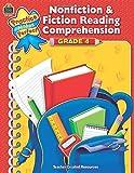 Practice makes perfect: nonfiction & fiction reading comprehension