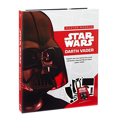 Star Wars Master Models Darth Vader: Explore the man behind the mask and build a foot-tall Darth Vader paper model