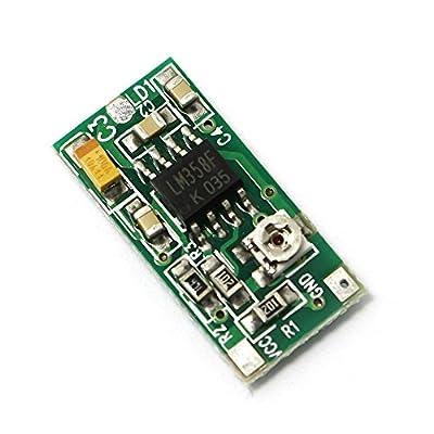 Q-BAIHE 635nm 650nm 808nm 980nm Laser Diode Driver Board Drive 5V Supply 50-300ma