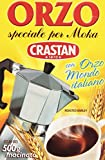 Crastan - Orzo Tostato Macinato, Speciale Per Moka - 500 G