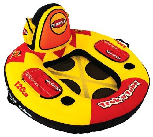 Sportsstuff 52–1501Trek N Tube 1-Rider Gonfiabile Marine Lounge