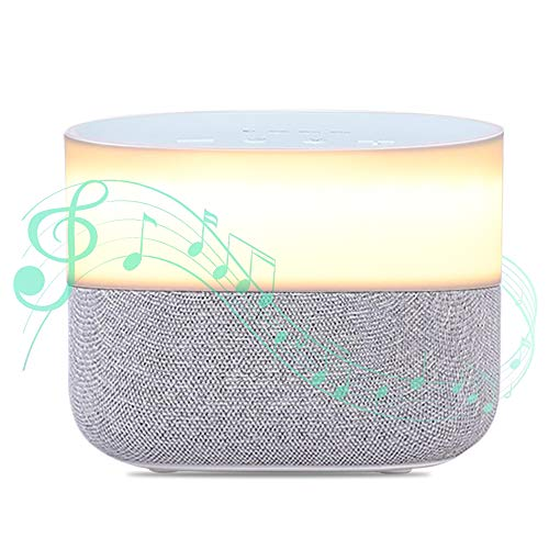 Soundmaschine mit Nachtlicht, GAKOV White Noise Machine zum Schlafen mit 26 beruhigenden Klängen Baby Sound Machine mit Auto-Off-Timer für Erwachsene Kids at Home Office Yoga Travel