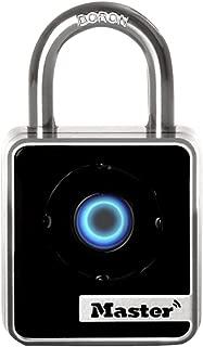 unlock master padlock