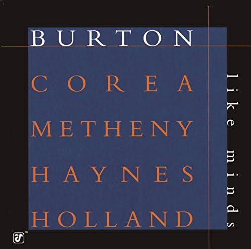 Gary Burton, Chick Corea, Pat Metheny, Roy Haynes & Dave Holland
