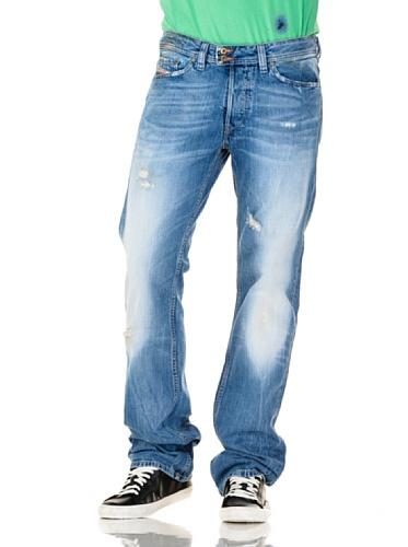 Diesel Viker-R-Box 008MY Herren Jeans Blau