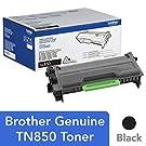 Brother TN-850 DCP-L5500 L5600 L5650 HL-L5000 L5100 L5200 L6200 L650 L6300 L6400 MFC-L5700 L5750 L5800 L5850 L5900 L6700 L6750 L6800 L6900 Toner Cartridge (Black) in Retail Packaging