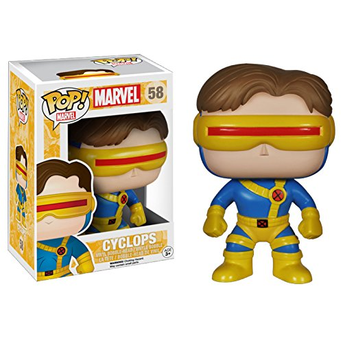 Funko POP Marvel: Classic X-Men - Cyclops Action Figure by Funko