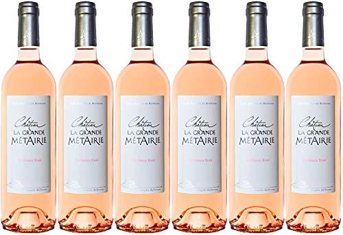 Weinpaket-Chteau-La-Grande-Mtairie-Ros-2019-AOC-Bordeaux-Roswein-trocken-6x075l