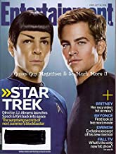 Entertainment Weekly, October 24, 2008 (Star Trek) (Britney; Beyonce; Eminem; Fall TV)