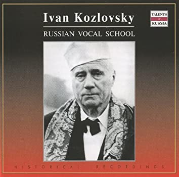 Russian Vocal School: Ivan Kozlovsky (1947-1957)