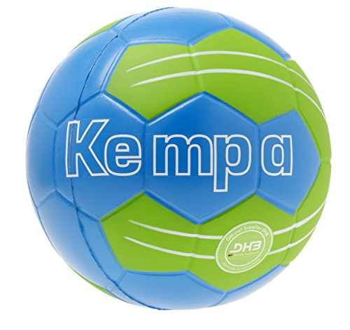 Kempa Ball PRO-X SOFT PROFILE, kempablau/fluo grün, NOSIZE