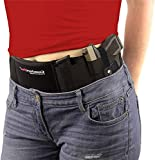 ComfortTac Ultimate Belly Band Holster for Concealed Carry | Compatible with Gun Smith and Wesson...