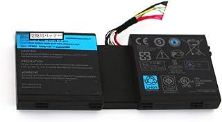 新品 修理交換用電池 DELL ALIENWARE M18X R3 17 2F8K3 M17X R5 ノートパソコン交換用バッテー DELL ALIENWARE 2F8K3 電池 86Wh 14.8V