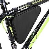 Lixada Kit de Reparación de Bicicletas 16 en 1 Herramienta Multiple Destornillador Llave Inglesa con Bolsa de Bicicleta Triángulo