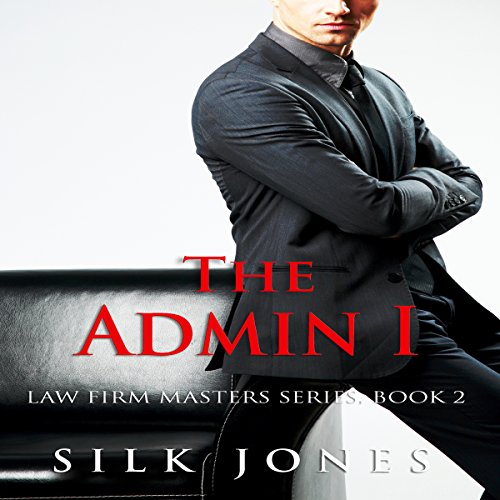 The Admin audiobook cover art