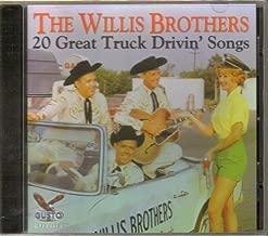 20 Great Truck Drivin' Songs