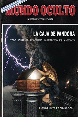 Mundo Oculto-La Caja de Pandora eBook: Ortega Valiente, David ...