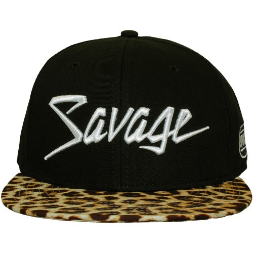 Space Monkeys - Casquette Snapback Homme Beast - Black