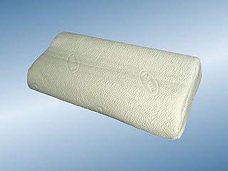 Garanta–Almohada cervical (40x 80cm–Vario Select látex–Móvil 60°