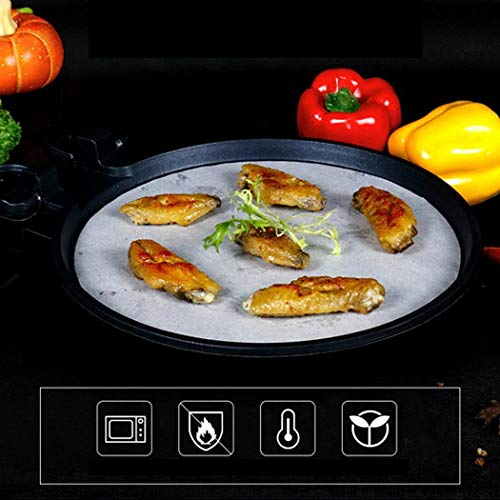 Cascat Kitchen Round Shape Barbecue Paper Steamer Cake Pan Oven Paper Baking Tools & Accessories