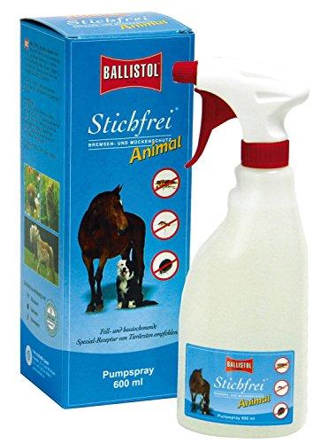 Oramics Stichfrei Parasitenabwehr für Tiere 600 ml