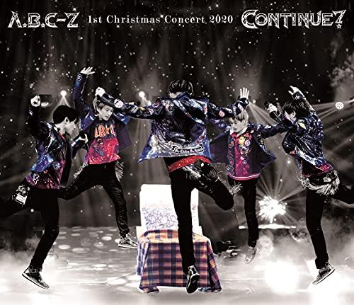 【メーカー特典あり】A.B.C-Z 1st Christmas Concert 2020 CONTINUE?(Blu-ray 通常盤)(カッティングステッカーシート(A4)付)