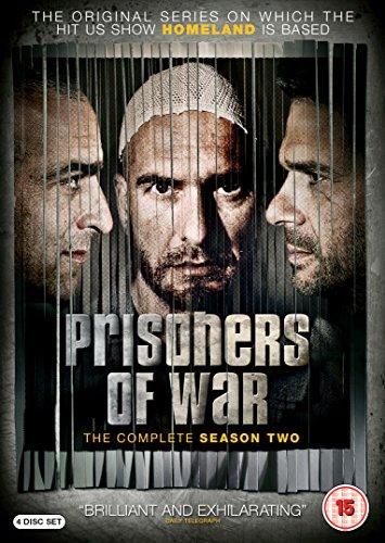 Prisoners Of War - Season 2 (4 Dvd) [Edizione: Regno Unito] [Edizione: Regno Unito]